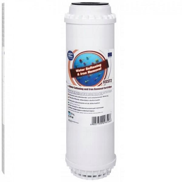 FCCST2 - zmäkčenie vody, odstránenie železa