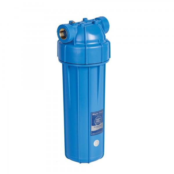 FHPRN - potrubný filter s ventilom