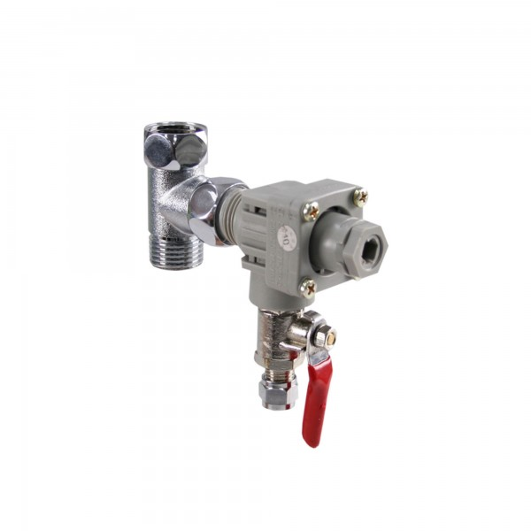 ADV_REG-CR_K - regulátor tlaku s ventilom